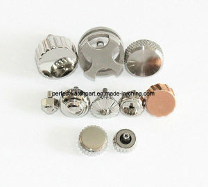 Wholesale High Quality Watch Parts Watch Head Watch Crown Waterproof Stainless Steel Watch Crowns pictures & photos