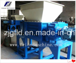 High Efficiency Plastic Shredder Recycling Machine pictures & photos
