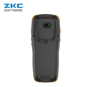 Zkc PDA3503 Qualcomm Quad Core 4G 3G GSM Android 5.1 Handheld 2D CMOS Bar Qr Code Scanner with NFC RFID pictures & photos