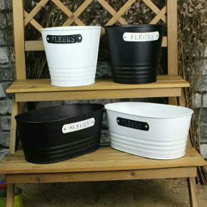 New Design Metal Flower Pot pictures & photos
