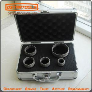 Dry Diamond Brazed Core Drills M14 pictures & photos