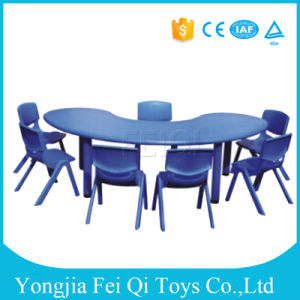 Indoor Kids Educational Equipment Plastic Chairs and Desks pictures & photos