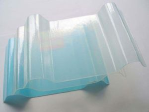 Factory Price Lexan Corrugate Polycarbonate Sheet PC Solid Roofing Panels pictures & photos