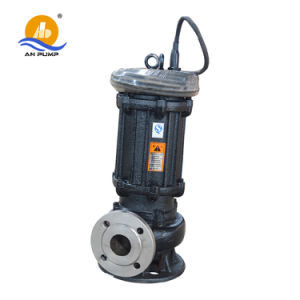 Stainless Steel Submersible Slurry Pump pictures & photos