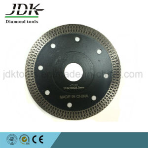 Diamond Turbo Mesh Saw Blade for Cecamic and Porcelain Cutting pictures & photos