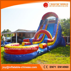 Giant Inflatable Super Water Slip N Slide (T11-091) pictures & photos