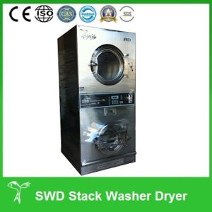 Laundry Washer and Dryer for Laundry Shop Made in China pictures & photos