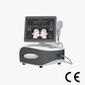 Portable Salon High Intensity Focused Ultrasound Wrinkle Removal Equipment Hifu 3D pictures & photos