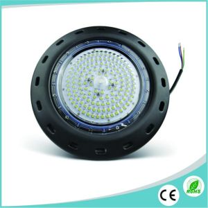 Competitive 150W UFO LED High Bay for Exhibition Hall Lighting pictures & photos