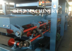 Metal Profile Steel Roofing Wall Sandwich Panel Machine Production Line pictures & photos