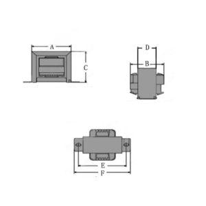Power Transformer Ei /UL, CE pictures & photos