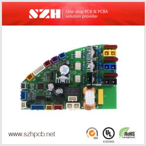 2 Layer Bidet Seat HASL PCB Board pictures & photos