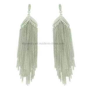 Fashion Style Jewelry Earrings, 18K Gold Plated Eardrop (KE3101) pictures & photos
