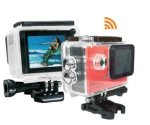 WiFi Cam on Sale 4k Waterproof Sport Cam DV660 pictures & photos