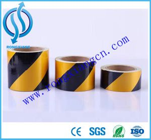 Fluorescent Barricade Tape Detectable Warning Tape pictures & photos