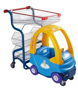 Kids Shopping Trolley pictures & photos