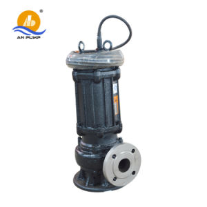 Centrifugal Electric Non-Clogging Submersible Sewage Pump pictures & photos