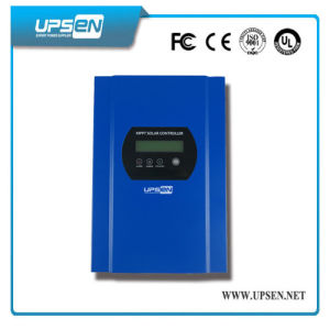 Auto Work MPPT Solar Charger Controller with LCD Display pictures & photos
