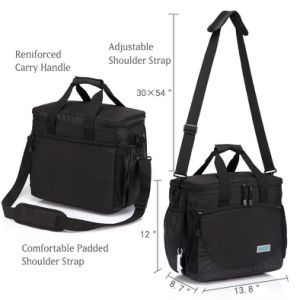23L Leak Proof Insulated Extra Large Cooler Picnic Bag for Camping pictures & photos