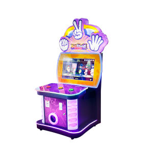 Rock Paper Scissors Kids Game Machines Arcade Game Machines Coin Operation pictures & photos