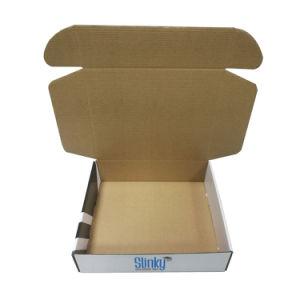 Custom Made Glossy Varnishing Cardboard Box pictures & photos