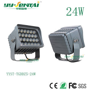 24W IP66 LED Floodlight Outdoor Waterproof Flood Light (YYST-TGDDZ5-24W) pictures & photos