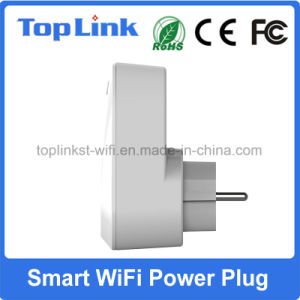 Smart WiFi Plug Support Local/Remote Control by Mobile Phone APP pictures & photos