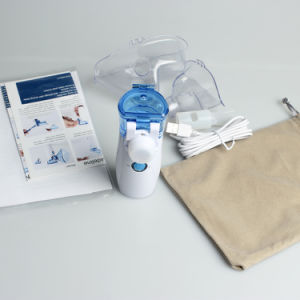 Medical Equipments Mesh Nebulizer Machine for Family and Hospital Use pictures & photos