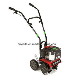 49cc Mini Rotary Tiller, Power Tiller, Garden Cultivator pictures & photos