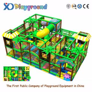 Small Jungle Theme Kids Play Center Soft Indoor Playground Amusemet Park pictures & photos