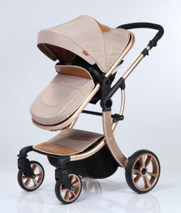New Design European Luxury Fold Baby Carriages with Ce pictures & photos