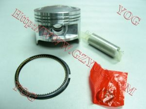 Yog Motorcycle Engine Cylinder Piston Gxt-200 pictures & photos