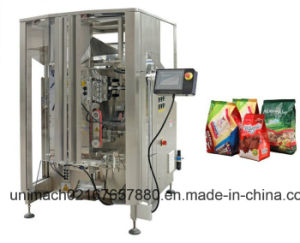 Edge-Side Stand-up Bags Packing Machine pictures & photos