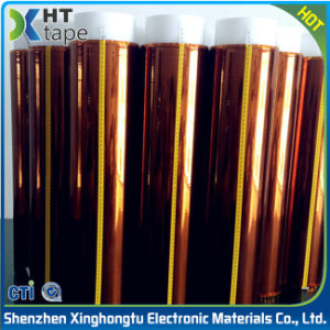 Die Cutting Gold Polyimide Tape for PCB Protection pictures & photos