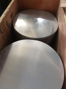 China High Quality 410 Cold Rolled Stainless Steel Polish Circle pictures & photos
