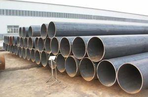 ERW Welded Steel Pipe Best Price