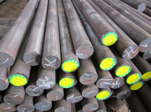 Hot Rolled/Forged Steel Round Bar (HS01) pictures & photos