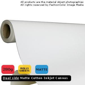 Dual Side Cotton Canvas 280GSM (DCC280)