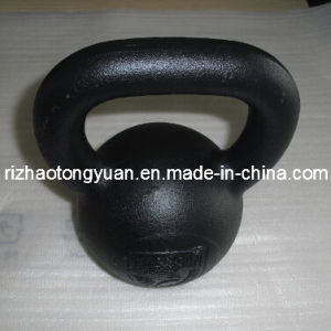 Precision Cast Kettlebell pictures & photos