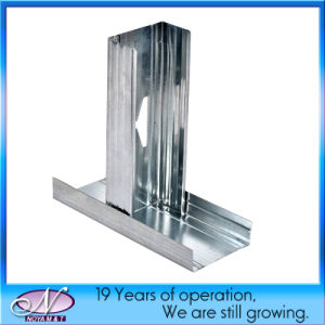 Best Galvanized Drywall Stud Building Metal Channel Ceiling Profile pictures & photos