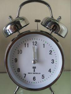 Radio Controlled Alarm Clock (KV206M-R) pictures & photos