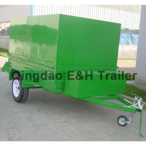 8x5 Box Trailer (CT0080G) pictures & photos