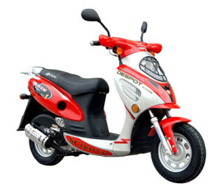 Gas Scooter (BD50QT-2)