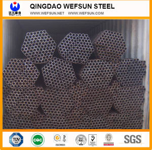 Q195 Black Weld Steel Pipe pictures & photos