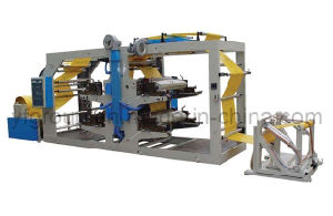 Flexographic Printing Machine for Printing PP Woven Fabric (YF-RY2800) pictures & photos