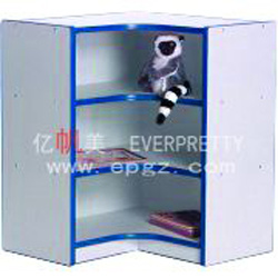 Kindergarten Kids Storage Shelf for Classroom Use pictures & photos