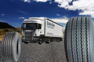 Heavy Duty Radial Tubeless Truck Tyre 385/65r22.5 pictures & photos
