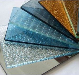 Dimond Pattered Glass