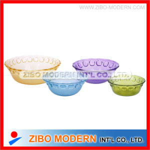 Wholesale Color Glass Bowl pictures & photos