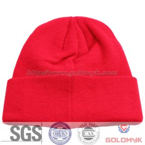 Promotional Knitted Cap (GKA04-E00022) pictures & photos